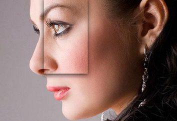 "Changing faces in ""Photoshop"". editor di faccia"