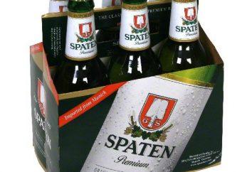 """""""Spaten"""" – piwo dla prawdziwych koneserów"""