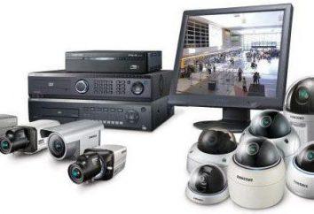 Network Video Recorder: caractéristiques du modèle
