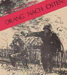 "L'expression ""Drang nach Osten"" signifie littéralement ""Onslaught on the East"". ""Drang nah Osten"": sens, utilisation et histoire de l'expression"