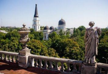 Dzieci w Odessie: zabawne, pouczające, oszczędny