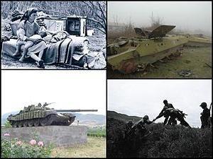 La République du Haut-Karabakh: le conflit et les moyens de sa solution