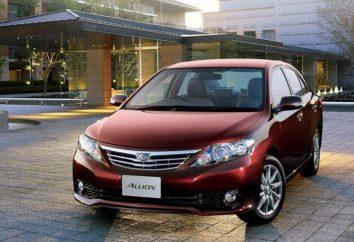 """Una breve descripción del modelo """"Toyota Alioni"""""""
