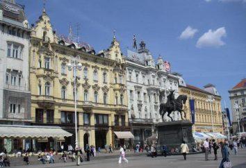 lugares importantes na Croácia: uma breve descrição, foto