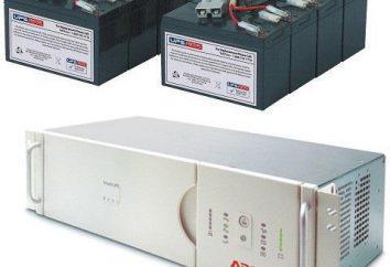 UPS batterie externe: spécifications choix. Alimentation sans coupure