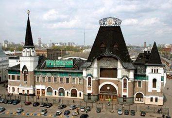 Jaroslawler Bahnhof in Moskau: Adresse, Beschreibung, Fernzüge