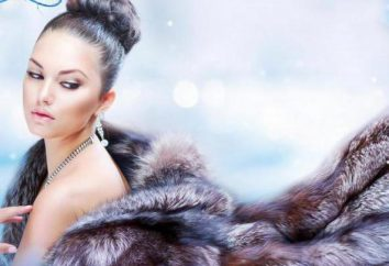 "Abrigo de piel ""avtoledi"" – un accesorio de moda de una mujer moderna"