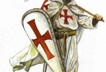 El escudo de armas y caballero lema. Hacen consignas eran de caballeros medievales?
