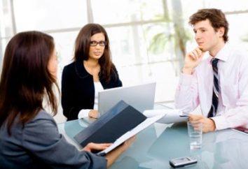 Como criar um currículo para um trabalho: disposições gerais