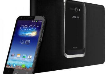 Panoramica dello smartphone ASUS PadFone E: descrizione, caratteristiche e recensioni