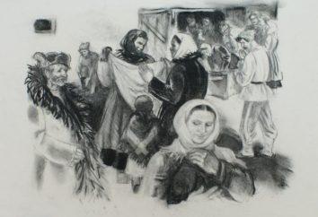 « Virgin Terres défrichées », un plan, qui faisait référence aux changements dans la vie des paysans