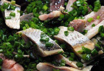 aringhe salate: Ricette e soprattutto la cottura
