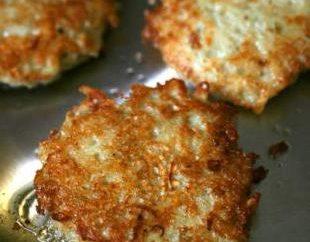 Préparer une variété de crêpes de pommes de terre – recette, la recette!