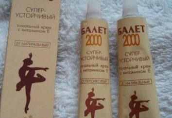 """Crema di tono fabbrica """"Libertà"""", o crema BB nel Soviet"""
