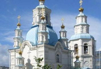Kirche der Fürbitte (Krasnoyarsk): Beschreibung, Geschichte, Fotos, Adresse
