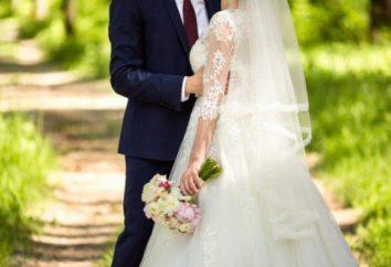 Ungewöhnliche Hochzeit abergläubischen, in denen man früher glaubte