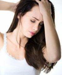 Por ferir as raízes do cabelo em sua cabeça?