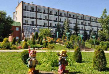 """Sanatório """"Bakirovo"""" (Tatarstan): foto, localização no mapa e análises do tratamento da infertilidade"""