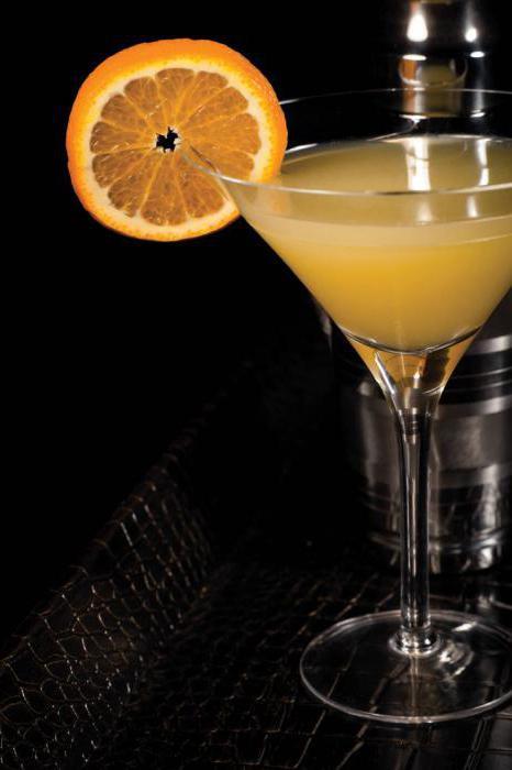 martini bianco mischen