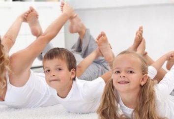 Relaks dla dzieci w wieku przedszkolnym. Muzyka dla relaksu dla dzieci