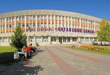 """Sanatorium """"Castello di Altai"""": foto, descrizione, recensioni turistiche"""