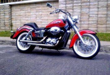 Opis Honda Cień 400 motocykl