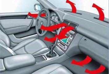 """""""Chevrolet Niva-"""": la estufa y su reparación"""