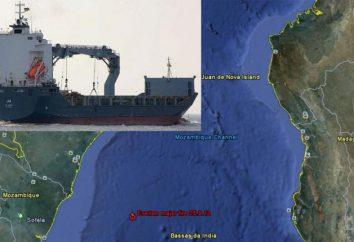 Quel détroit sépare l'île de Madagascar de l'Afrique? De Madagascar: climat, population