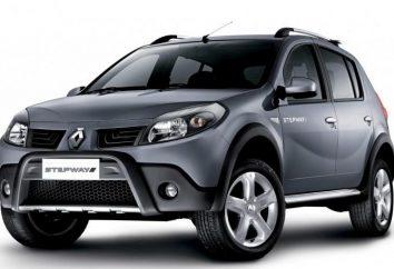 Renault Sandero – Stepway wersja opinie o nim i przeglądu