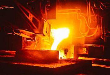 L'influenza degli elementi sulla proprietà dell'acciaio lega. Tipi, marchi e la nomina era