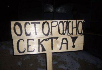 Liste der Sekte in Russland. Gebannt Sekte in Russland