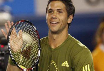 joueur de tennis espagnol Fernando Verdasko les noms – le principal heartthrob ATP Tour