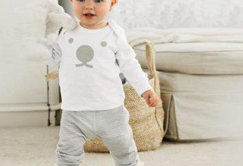 Pattern Pyjamas der Kinder für Jungen und Mädchen: die Beschreibung des Systems und Empfehlungen