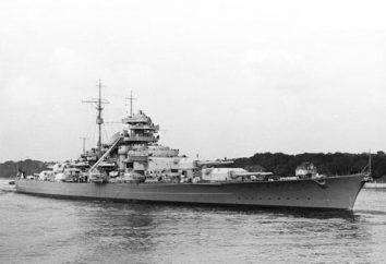 """Battleship """"Bismarck"""": Der Zusammenbruch eines riesigen"""