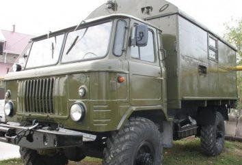 GAZ 66: il diesel non è un ostacolo
