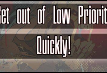 Come rimuovere la priorità più bassa nei Dota 2 punte