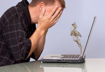 """Zdecydowanie """"tupit"""" laptop, co robić (Windows 7)?"""