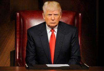 homme d'affaires américain Donald Trump: la biographie et les réalisations