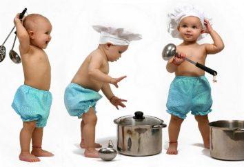 Sopas para crianças – um benefício real ou uma tradição?