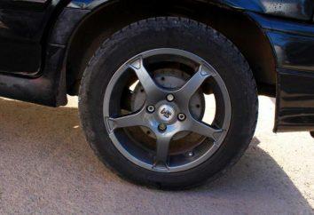 Comment choisir la taille des pneus sur la 2114