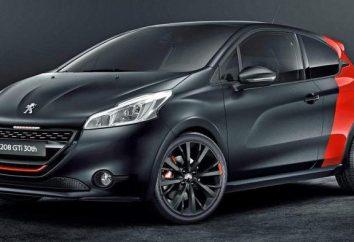"""""""Peugeot 206"""": charakterystyka techniczna jednym z najbardziej komfortowych samochodów francuskich"""