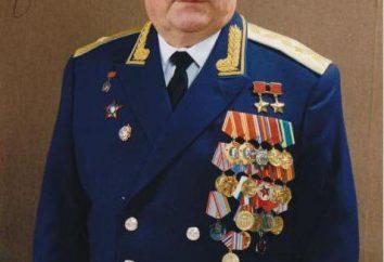 Cosmonaute Popovich Pavel Romanovich: une courte biographie