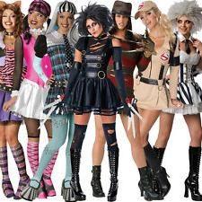 Image Halloween pour les filles: choisissez votre option!