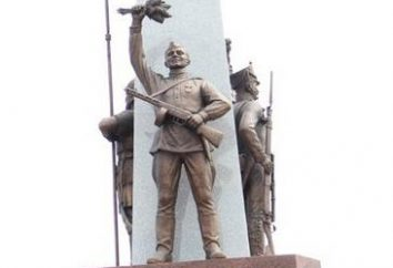 monuments Smolensk. Histoire, description, emplacement