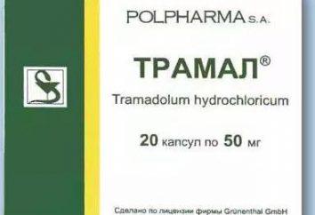 """Drug """"Tramal"""": Bewertungen, Anleitungen, Hinweise"""