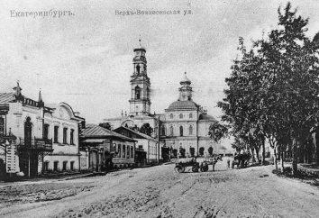 Warte Rosja: Kościół Wniebowstąpienia w Jekaterynburgu