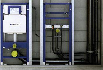 L'installazione Geberit: Installazione e recensioni