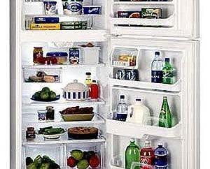 Come rimuovere gli odori nel giusto frigorifero?