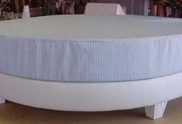 materassi rotondi: vantaggi e svantaggi