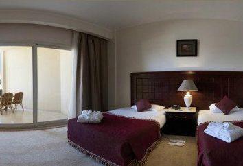 Golden 5 Sapphire Suites Hotel de luxe 4 * (Hurghada, Egipt): opinie i zdjęcia, opis